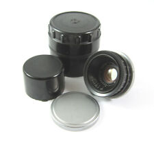 JUPITER-12 Russian Wide Angle Lens Kiev Contax Camera #7204985 EXC black