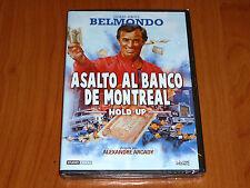 ASALTO AL BANCO DE MONTREAL / HOLD-UP - Precintada - Jean-Paul Belmondo
