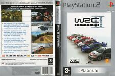 New listing PS2 Sony Playstation 2 game WRC II Extreme - boxed with disc and manual
