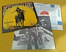 """KEEF HARTLEY BAND """" THE TIME IS NEAR """" MEGA RARE UK ORIG DERAM LP WITH BOOKLET"""