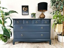 Blue Stag Minstrel drawers 4 over 2 - Retro / Urban / Industrial
