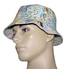 adidas Originals DAS Men's Blue/brown/green/white/yellow Bucket Hat (One Size)