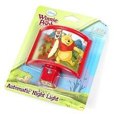 Winnie the Pooh Led Automatic Night Light