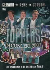 Toppers in Concert 2007 (Gerard Joling, René Froger & Gordon) (2 DVD)