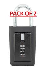 Pack Of 2 Lockbox Key Lock Box For Realtor Real Estate 4 Digit