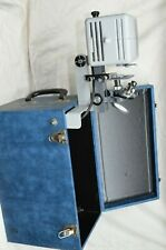Southern Precision Instruments Bioscope Microscope Projector w/ 3  Lens Vintage