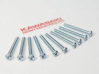 Kawasaki TURN SIGNAL & REAR TAILLIGHT SCREWS KIT z1 h2 kz650 kz750 kz900 kz1000