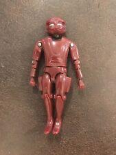 Raro Juguete Disney Vintage 1979 el agujero negro-Sentry figura de robot Sci Fi Rojo