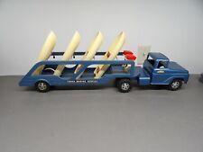 Tonka Marine Service Truck, Trailer, Boats, and Motors Beautiful all Original