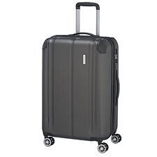 Travelite City antracita 68 4rad trolley viaje maleta cerradura de equipaje ampliable