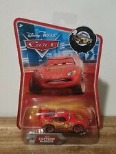 Disney Pixar Cars Final Laps Wet Lightning McQueen HTF