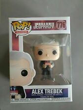 Funko Pop! Television Tv Jeopardy! Alex Trebek #776 Rare New In Hand Htf Popular