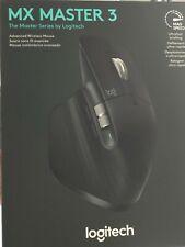 Logitech MX Master 3 (910-005647) Advanced Wireless Mouse