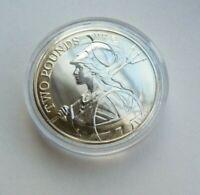 2020 Royal Mint The Britannia Two Pounds £2 BU Coin Brilliant Uncirculated Rare.