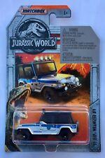 Matchbox Jurassic Jeep Wrangler TJ TJL Sahara Rubicon Eagle Freedom Willys W OEM