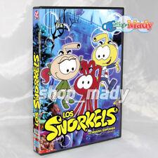 Snorks First Season - Los Snorkels la Primera Temporada en Español Latino