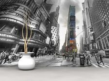 366x254cm giant wall mural photo wallpaper for bedroom Times Square New York