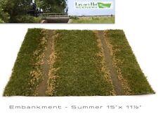 Lars op't Hof Embankment Grass Mat Summer Model Scenery 16.24.34 Landscape Mini