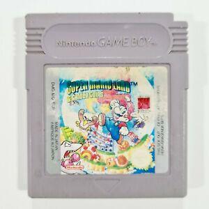Nintendo GameBoy Spiel SUPER MARIO LAND 2 - 6 GOLDEN COINS Jump'n Run Adventure
