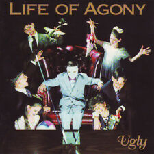 Life Of Agony ‎– Ugly / Roadrunner Records CD 1995  ‎– RR 8924-2