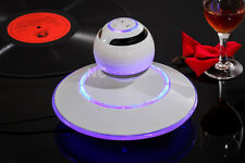 Air 360 Rotation Magnetic Levitation UFO Wireless Bluetooth Mini Speakers