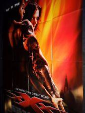 XXX vin diesel    affiche cinema