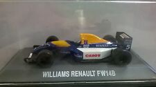 Kyosho Williams RENAULT FW 14b Nigel Mansell World Champion 1992 RARE 1 43