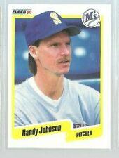 1990 Fleer Canadian #518 Randy Johnson (ref 89816)