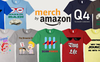 """3 Years Old Merch By Amazon Account Tier 10 """"approved"""""""