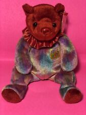 Ty Beanie Baby JULY - the Birthday Bear