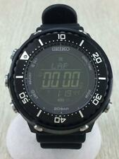 Seiko Prospex Field Master Digital Solar Authentic Mens Watch Works