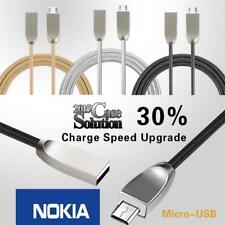 1M Micro USB Data Sync Charging Charger Cable For Various Nokia Lumia Phones
