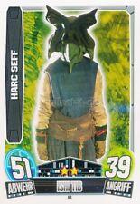 Force Attax Movie Cards 3 84 - HARC SEFF - Ishi Tib - Söldner