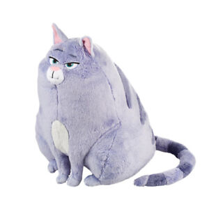 Universal Studios The Secret Life of Pets 2 Chloe Plush New with Tags