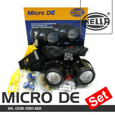 Hella Micro DE Fog Light Kit | Hella Universal Driving Light Set | 100% GENUINE!