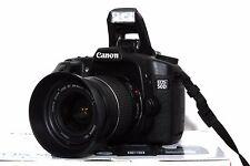 Canon EOS 50D 15,1 MP DSLR mit Canon EF 28-80mm II Objektiv Live View + OVP
