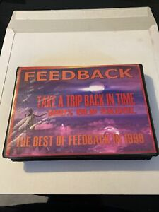 The Best Of Feedback 1999 Feed Back 8 Old Skool Tape Pack