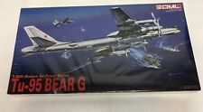 DML DRAGON Tu-95 BEAR G MODEL KIT #2006-1400 FACTORY SEALED
