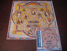 LYNYRD SKYNYRD SECOND HELPING LP 180G MCA U.K. PRESSED+JAPAN REPLICA CD COMBO