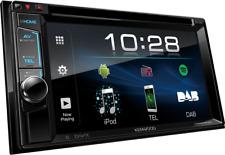 Kenwood DDX-4018DAB 2-DIN Autoradio DAB+/BT/DVD/RGB/iPhone KFZ PKW
