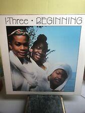 I-THREE BEGINNING LP RECORD (1)
