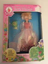 Strawberry Shortcake Berrykin Princess 1984 NRFB Rare