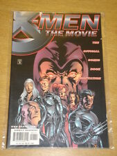 X-MEN MOVIE OFFICIAL COMIC BOOK ADAPTATION MARVEL COMICS MAGNETO ART COVER GN