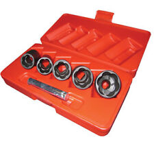 "Access Tools 1/2"" Dr Damaged Lug Nut and Lock Remover Twist Socket Set #EO"