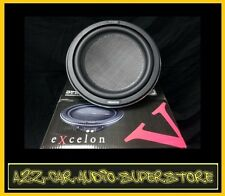 "KENWOOD EXCELON KFC-XW1200F 12"" 1400W SHALLOW MOUNT SLIM CAR SUBWOOFER SPEAKER"