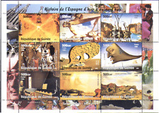 Guinea 1998 Dali/Art/Artists/people/Paintings 9v sht ref:n13546