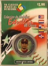 JOHAN SANTANA VENEZUELA Puerto Rico Basebal Classic 2006