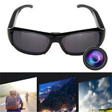 Black Polarized Sunglasses Video Glasses Camcorder Camera HD 720P DVR USA