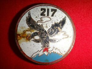 Vietnam War Beercan Insignia ARVN Air Force FLYING Group 217