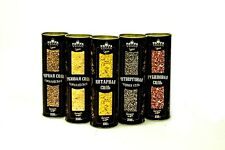 Organic Salt Mix Set 5 in 1, Herbs & Spices by PapaVegan